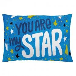 Cojín Stars reach 30x50