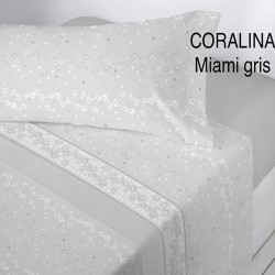 Juego de sabana Coralina Miami