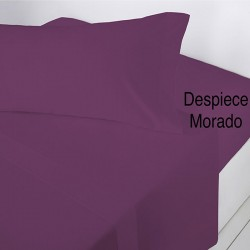 Sabana encimera lisa Morado