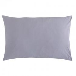 Funda de almohada Linen Gris