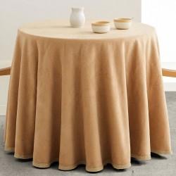 Falda mesa camilla redonda...