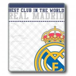 Plaid Real Madrid FC.