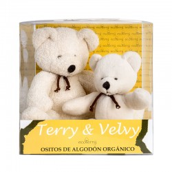 Ositos Terry y Velvy