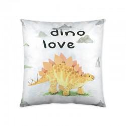 Cojín Dinosaure 50x50