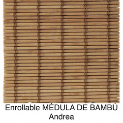 Enrollable Bambú Andrea