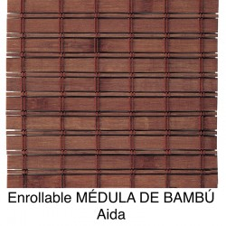 Enrollable Bambú Aida