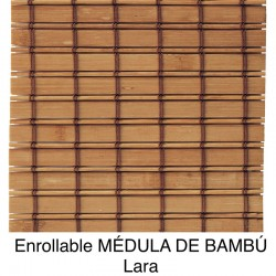 Enrollable Bambú Lara