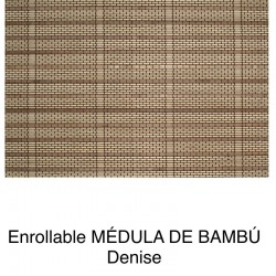 Enrollable Bambú Denise