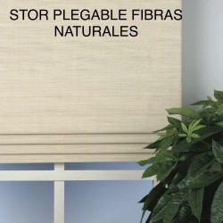 Plegable Fibras Naturales...