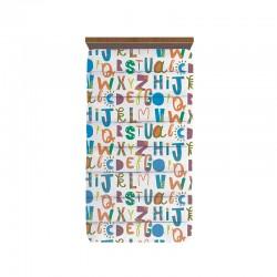 Edredón ajustable Alphabet