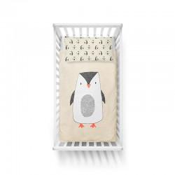 Sábana Cuna Penguin