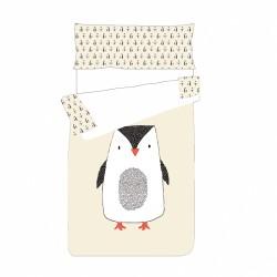 Saco nórdico Cuna Penguin