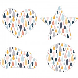Cojín formas Drops