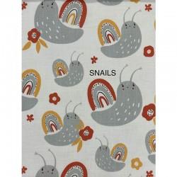 Cojín formas Snails